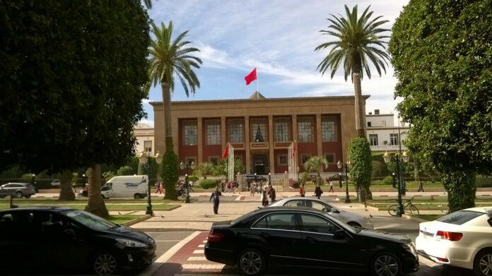 Parlament von Marokko in Rabat