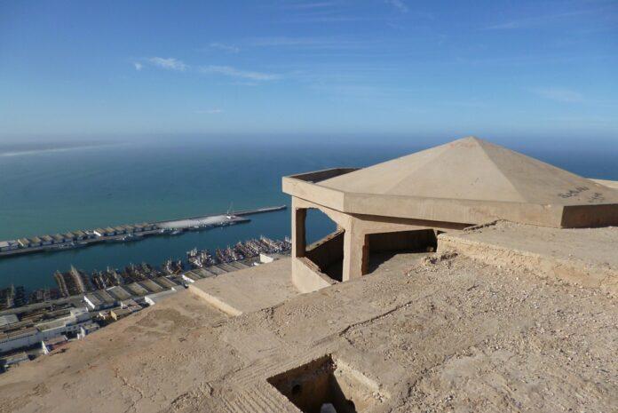 Agadir dun der Atlatik