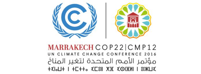 Weltklimakonferenz COP22 in Marrakech Marokko
