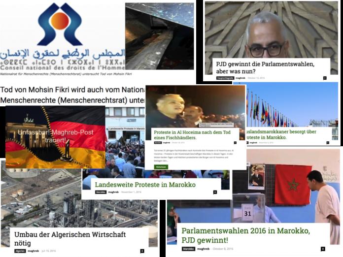 Maghreb-Post wünscht einen guten Rutsch ins neue Jahr! Maghreb-Post
