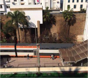 marokkanische Eisenbahnbehörde ONCF