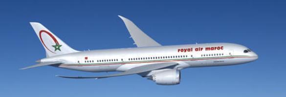 Royal Air Maroc verbannt größere elektronische Geräte