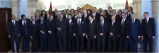 Neue Regierung in Marokko ernannt.