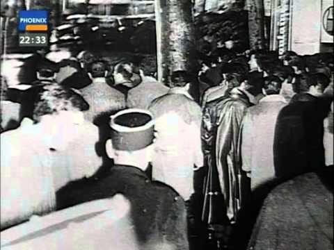 algerische Demonstranten