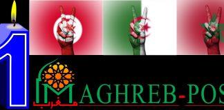 Maghreb-Post feiert