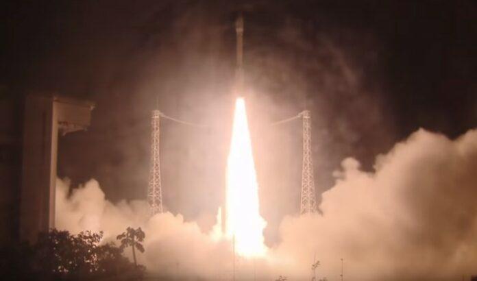 Marokkos erster Satellit