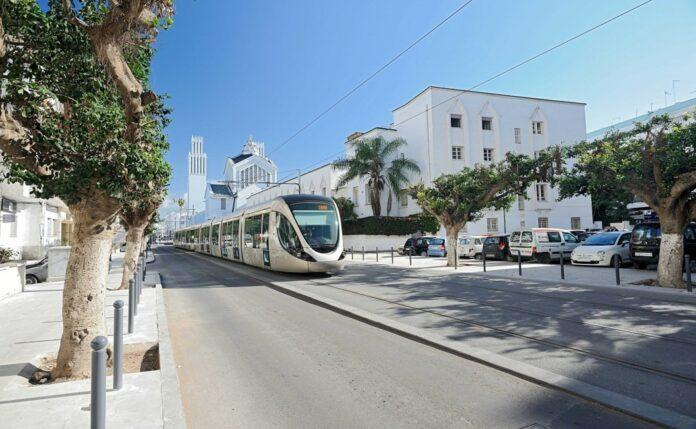 Straßenbahnnetz