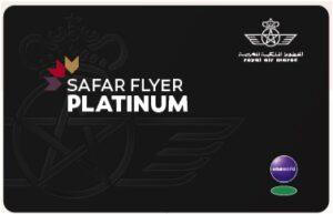 Safar Flyer Karte