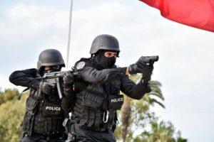 Sicherheitskräfte